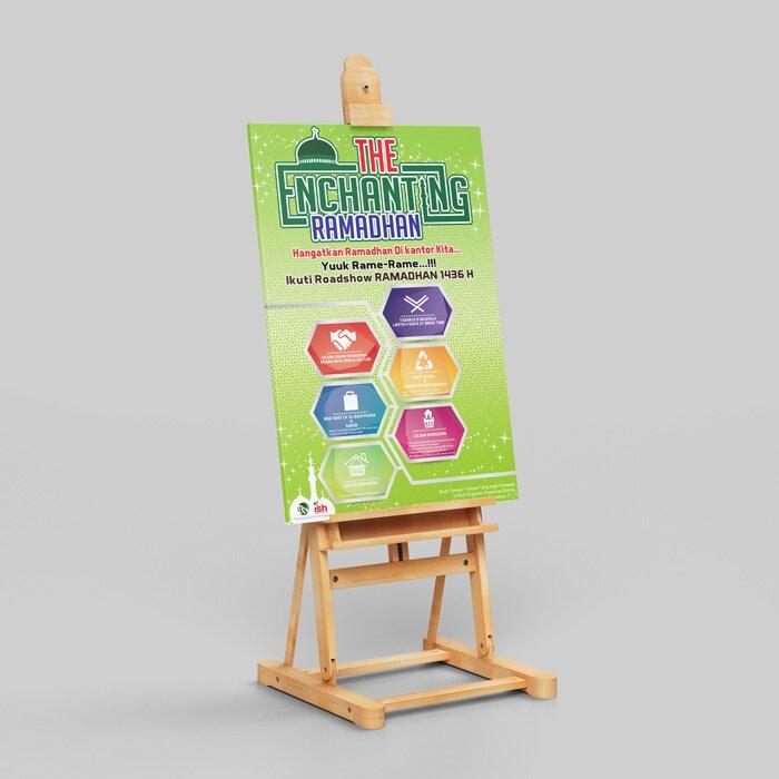 jasa desain poster murah